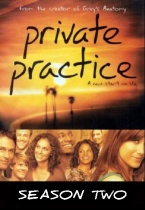 Private Practice saison 2